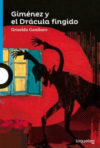 Portada Giménez y el Drácula fingido
