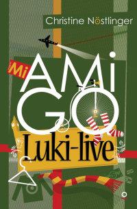 Portada Mi amigo Luki-live