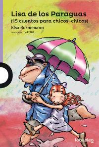 Portada Lisa de los Paraguas