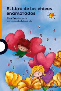 Portada El libro de los chicos enamorados