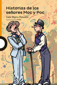 Portada Historias de los señores Moc y Poc