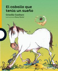 Portada El caballo que tenía un sueño
