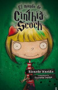 Portada El mundo de Cinthia Scoch
