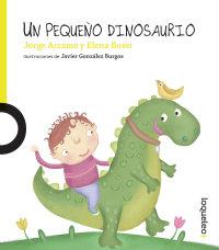 Portada Un pequeño dinosaurio