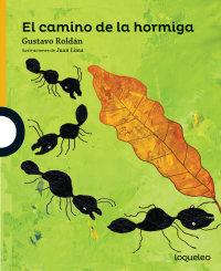 Portada El camino de la hormiga