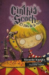 Portada Cinthia Scoch. El libro de la risa