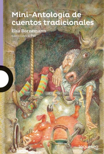 Portada Mini-Antología de cuentos tradicionales