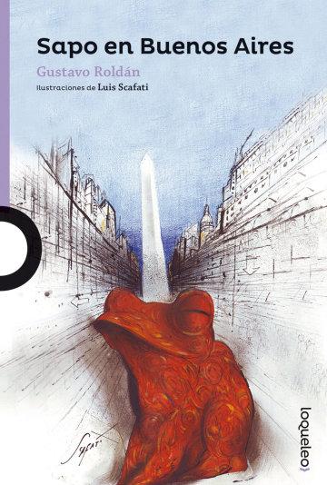 Portada Sapo en Buenos Aires