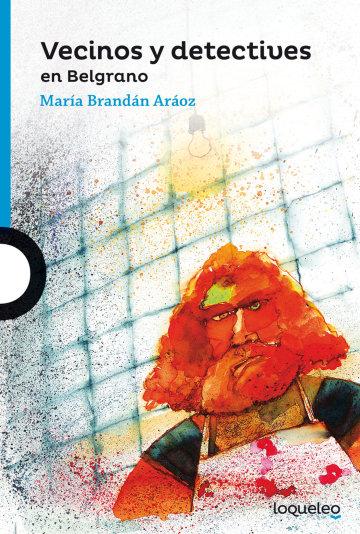 Portada Vecinos y detectives en Belgrano