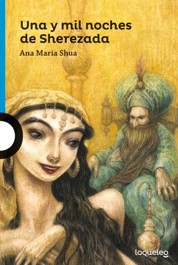 Portada Una y mil noches de Sherezada
