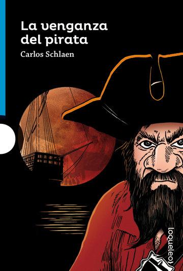 Portada La venganza del pirata