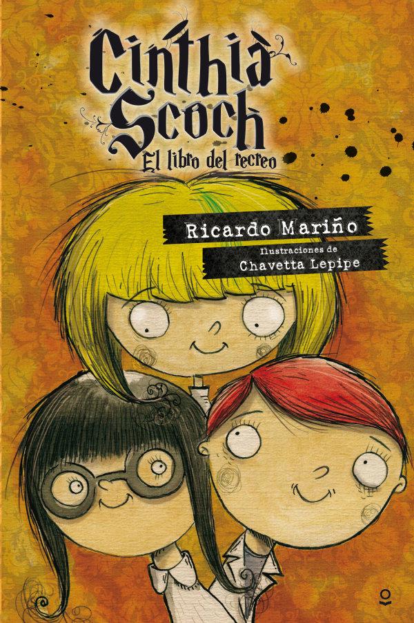 Cinthia Scoch. El libro del recreo