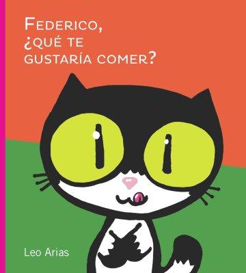 Portada Federico, ¿qué te gustaría comer?