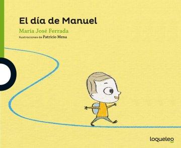 Portada El día de Manuel