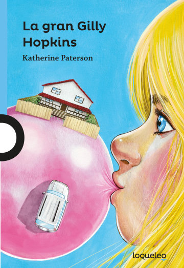 Portada La gran Gilly Hopkins