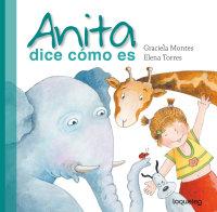 Portada ANITA DICE CÓMO ES