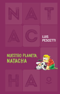 Portada Nuestro planeta, Natacha