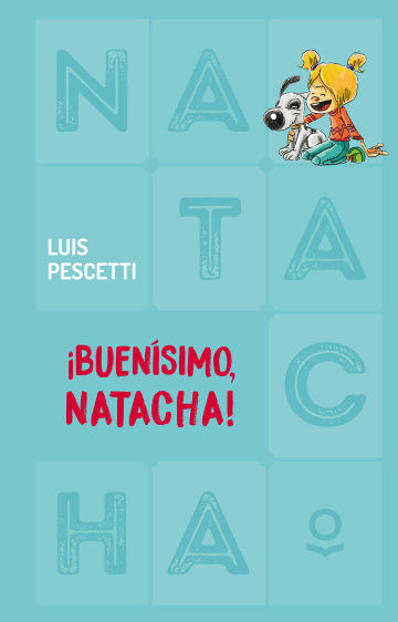 Portada ¡Buenísimo, Natacha!