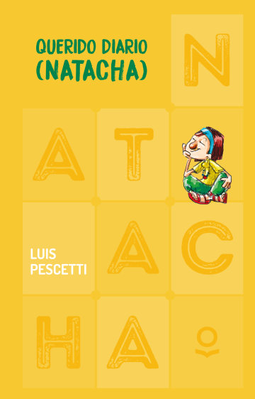 Portada Querido Diario (Natacha)