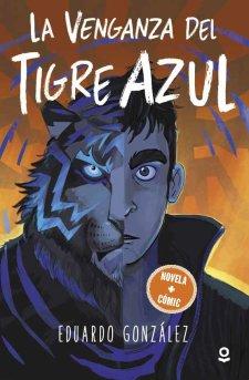 Portada La venganza del tigre azul