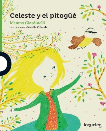 Portada Celeste y el pitogüé