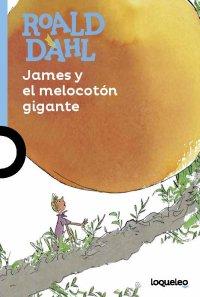 Portada James y el melocotón gigante