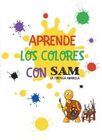 Portada Aprende los colores con Sam