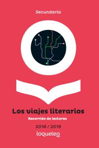 Portada Proyecto de lectura 2018-2019: Secundaria