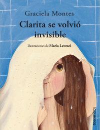 Portada Clarita se volvió invisible