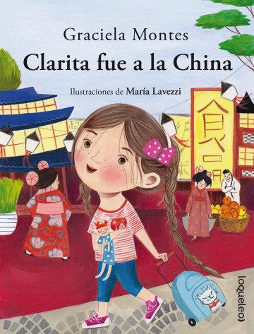 Portada Clarita fue a la China