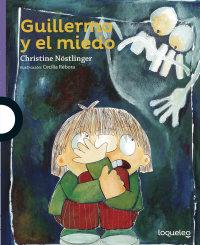 Portada Guillermo y el miedo