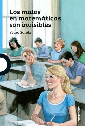 Portada Los malos en matemáticas son invisibles