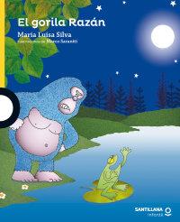 Portada El gorila Razán