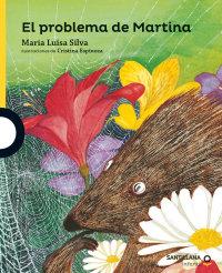 Portada El problema de Martina