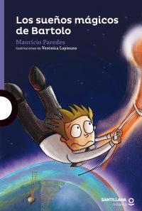 Portada Los sueños mágicos de Bartolo