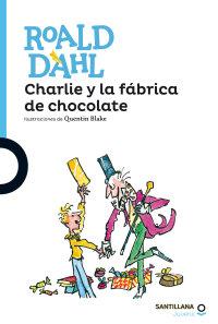 Portada Charlie y la fábrica de chocolate