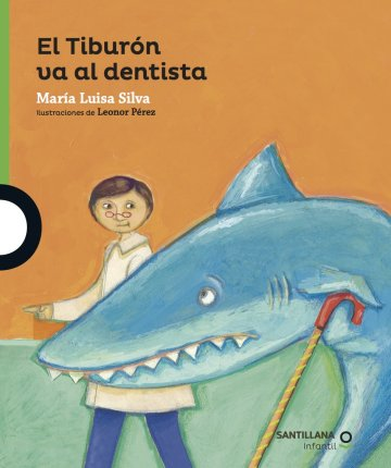 Portada El Tiburón va al dentista