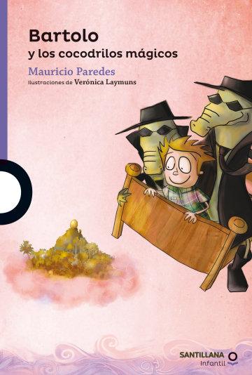 Portada Bartolo y los cocodrilos mágicos