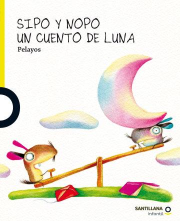 Portada Sipo y Nopo: un cuento de luna