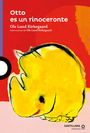 Portada Otto es un rinoceronte