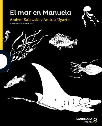 Portada El mar en Manuela