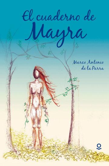 Portada El cuaderno de Mayra