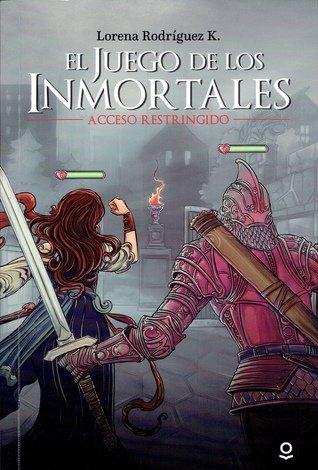 Portada El juego de los inmortales