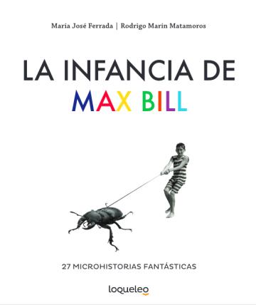 Portada La infancia de Max Bill