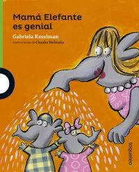 Portada Mamá Elefante es genial