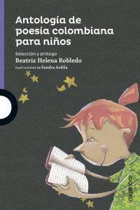 Portada Antología de poesía colombiana para niños