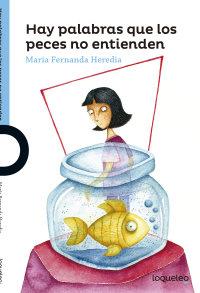Portada Hay palabras que los peces no entienden
