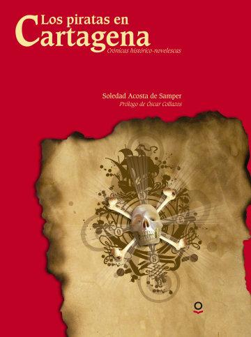 Portada Los piratas en Cartagena