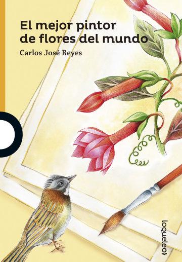 Portada El mejor pintor de flores del mundo