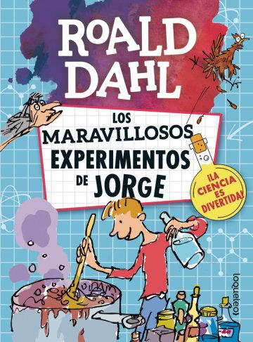 Portada Los maravillosos experimentos de Jorge